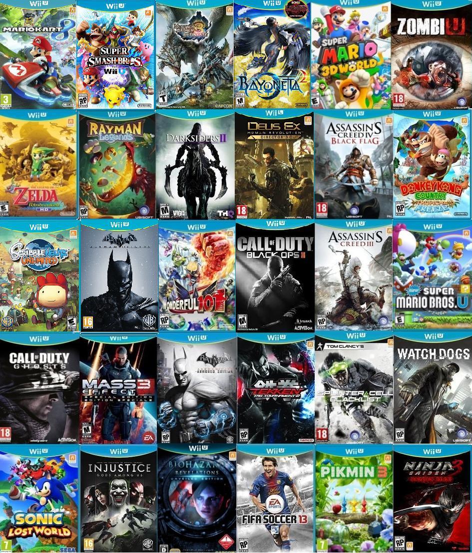 Olvidate De Switch Y Pillate Una U Wiiu Orgullogamer