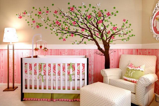 Baby Room Decor: Make a Cozy Room Baby Room Decor: Make a Cozy Room colorful baby room girl