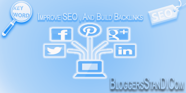 Improve your seo ranking on google search result and build backlinks