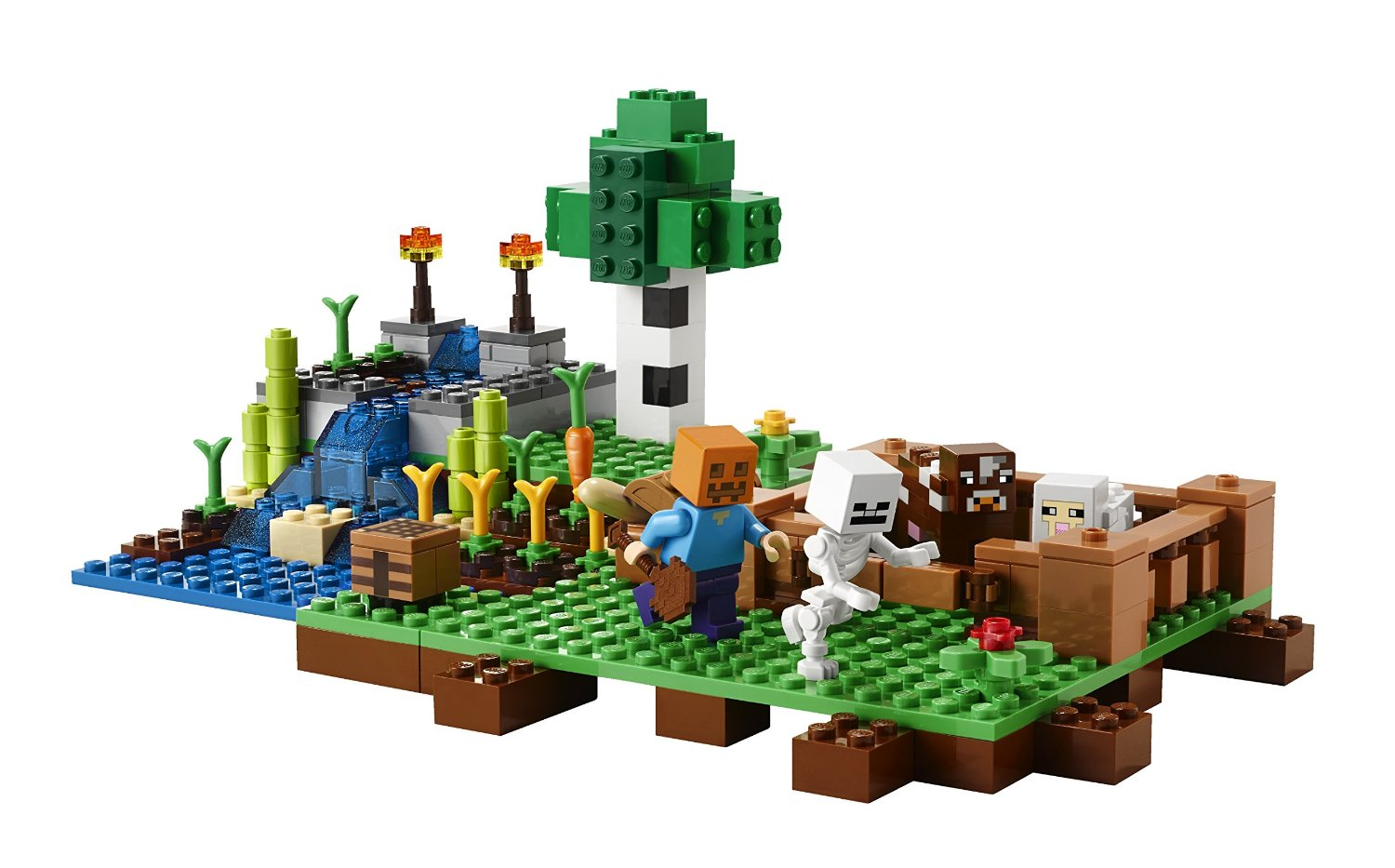 Minecraft Pop Store No Disassemble Lego Ideas Proposal Makes It Easy To But I Believe This Is Precisely The Purpose Of Series Launch Sets With Minimum Pieces Needed Assemble Proposed Scenario