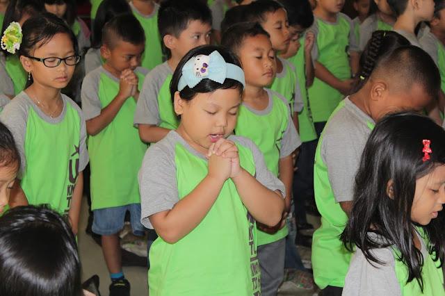 VBS SD Kristen Kalam Kudus Surakarta 2016