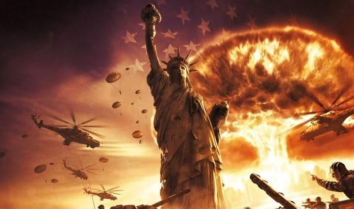 Έρχεται μίνι παγκόσμιος πόλεμος αν οι ΗΠΑ χτυπήσουν σε συριακό έδαφος. Ο Πούτιν είναι αποφασισμένος να καθαρίσει το Ιντλίμπ και έχει την υποστήριξη της Κίνας