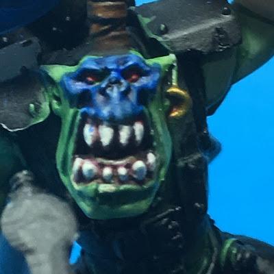 Death Skullz Ork