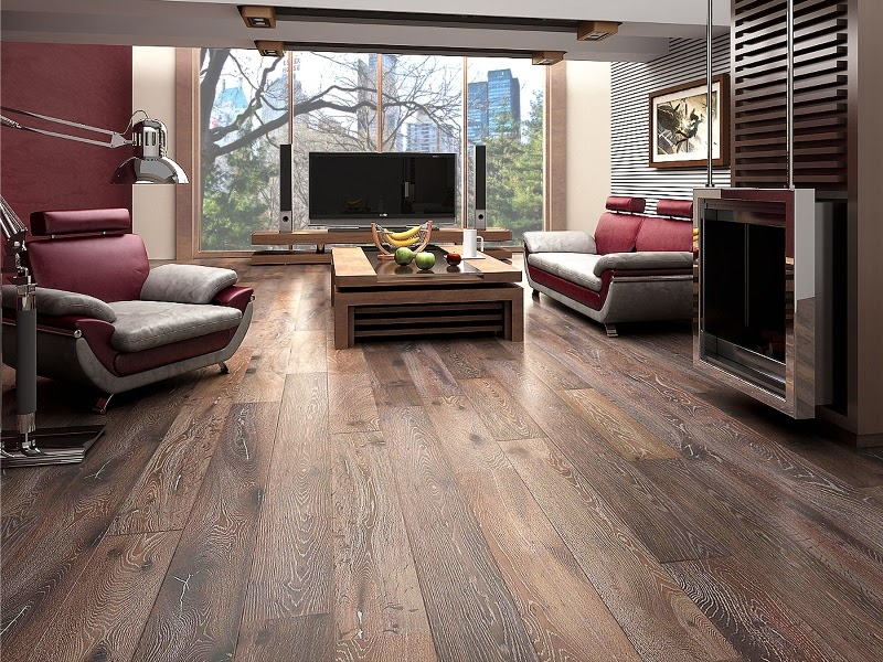 Kitchen and Residential Design: Wood floors to drool over
