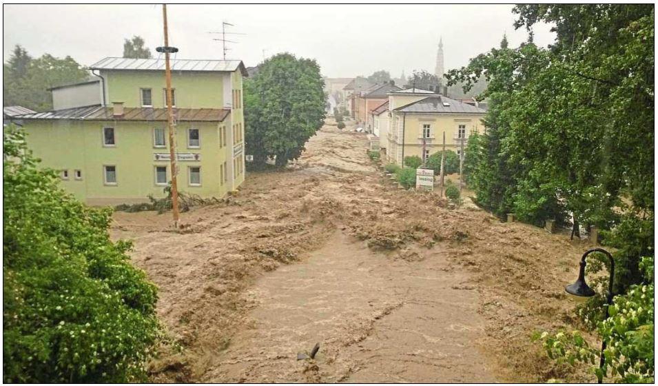 Simbach Hochwasser
