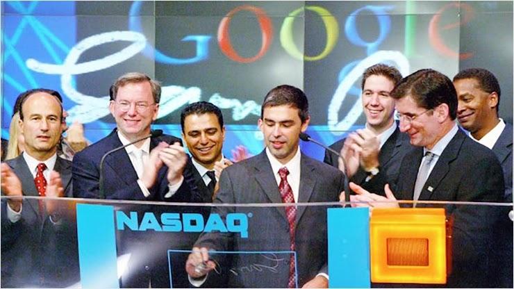 История успеха Google