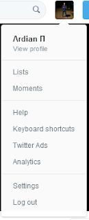 memasang widget twitter di blog