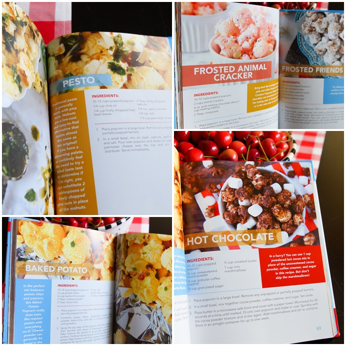 Gourmet Popcorn book