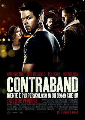 Contraband starring Mark Wahlberg