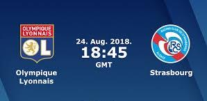 اون لاين مشاهدة مباراة ليون وستراسبورغ بث مباشر 24-08-2018 الدوري الفرنسي اليوم بدون تقطيع