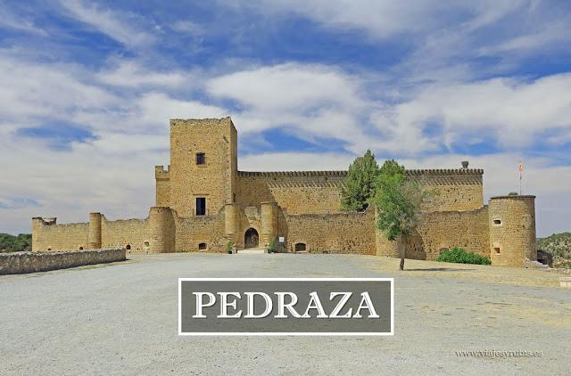 La villa medieval de Pedraza, Segovia
