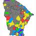 76 municípios registram chuva neste fim de semana; Camocim tem a maior precipitação com 88 mm