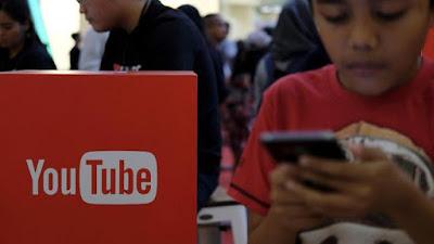 Penjahat Siber Incar YouTuber yang Punya 1.000 Pengikut
