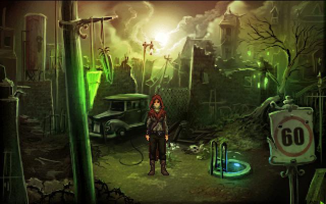 Déjate llevar por las aventuras gráficas de toda la vida con la demo de Shardlight, la última producción de Wadjet Eye