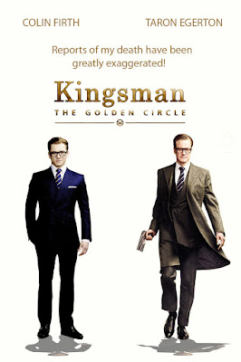 Download Film Kingsman: The Golden Circle (2017) CAM Subtitle Indonesia