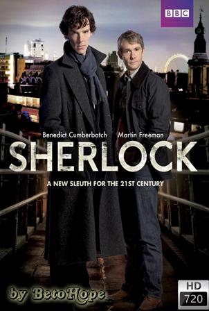 Sherlock Temporada 1 [720p] [Latino-Ingles] [MEGA]