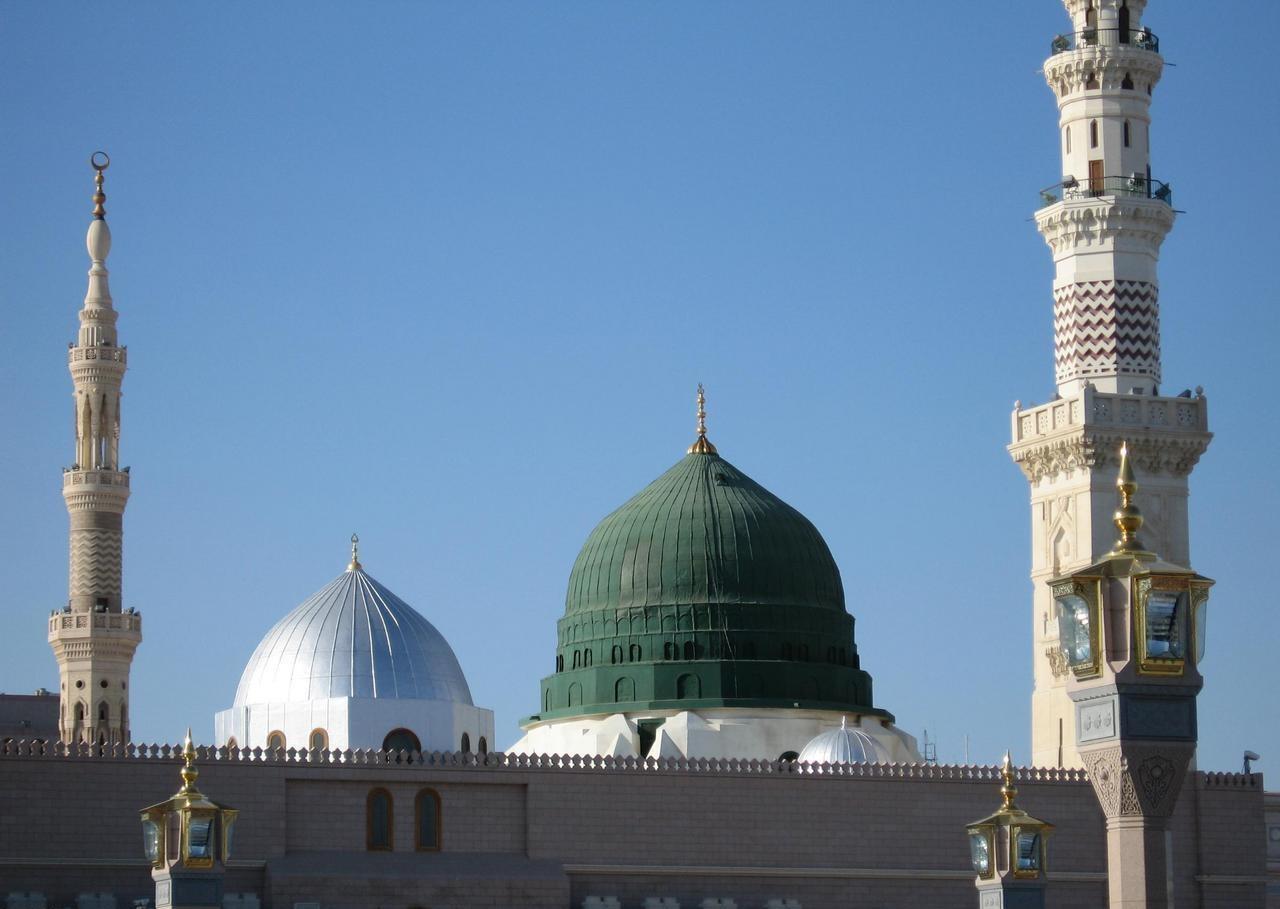 Masjid Nabawi Masjid Al Nabawi Hd