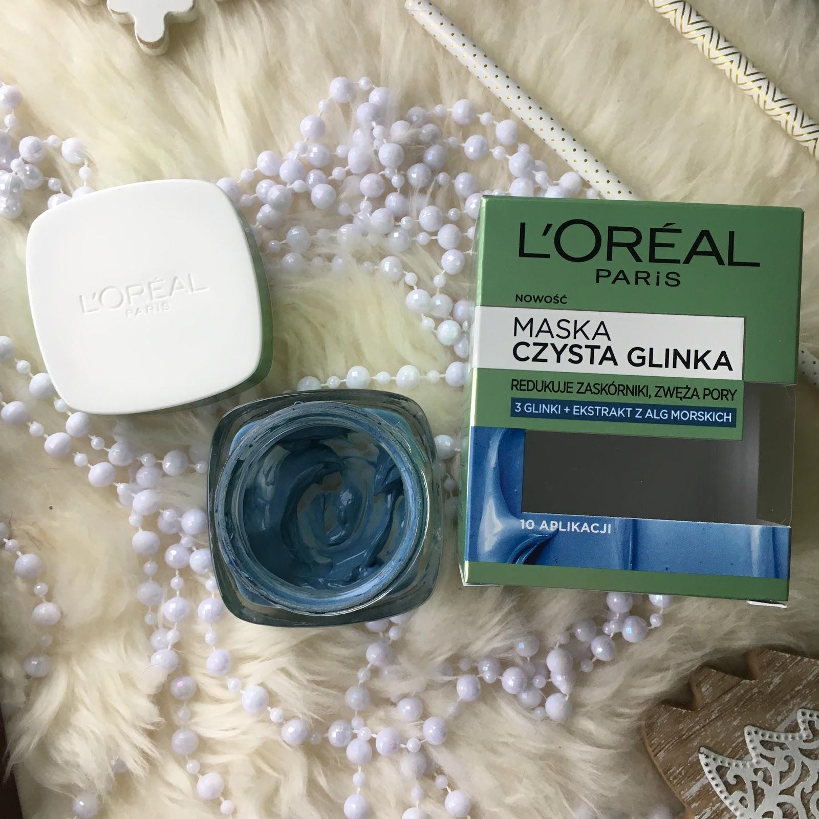 3 produkty to seria mini recenzji, dziś maska oczyszczająca z L'oreal, Madara oraz Rapan.