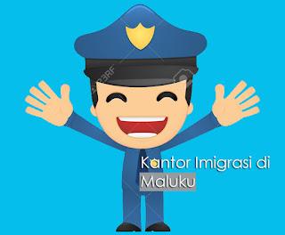 Alamat Kantor Imigrasi Di Maluku