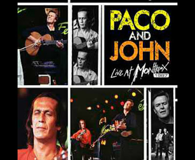 Paco And John Live At Montreux 2016 DVD R1 NTSC VO