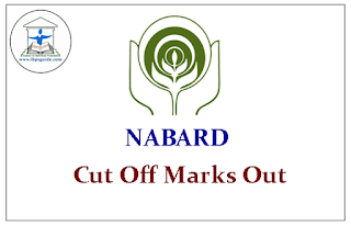 NABARD Manager /Assistant Manager Exam 2016 - Cut Off Out