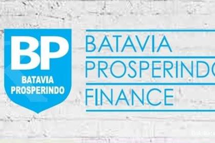 Lowongan PT. Batavia Prosperindo Finance Pekanbaru September 2018