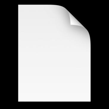Resultado de imagen de página en blanco