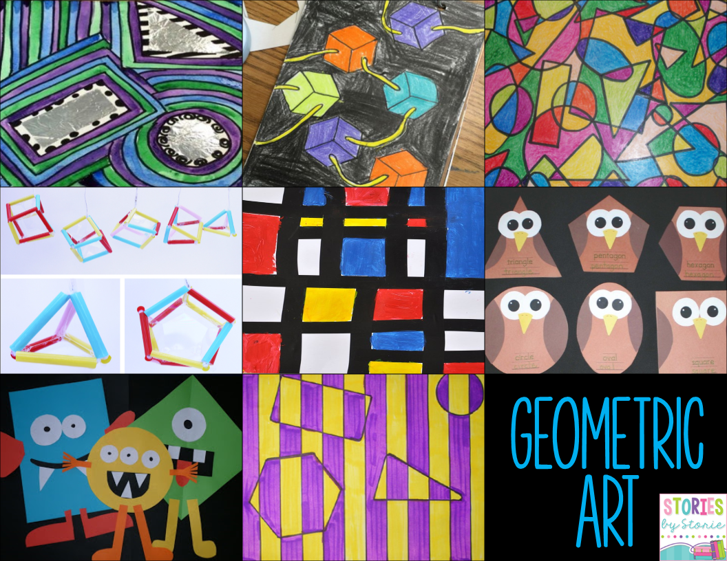 Geometry Games And Ideas For 1st Amp 2nd Graders