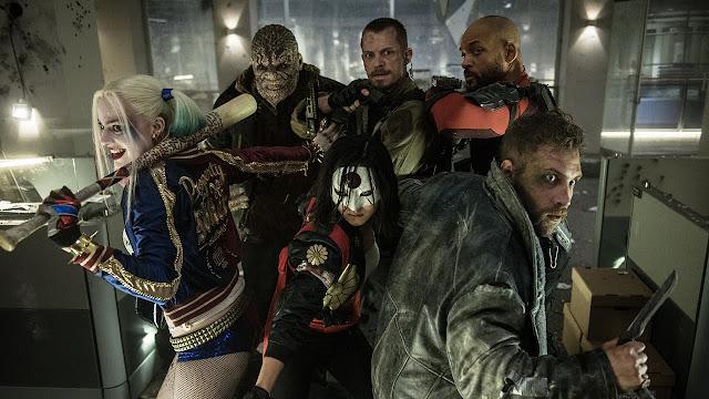 Mira el nuevo tráiler de Suicide Squad