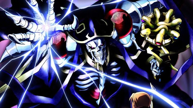 Overlord Subtitle Indonesia 1 - 13 (END) - Download Gratis