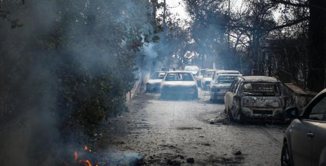 Ο 65χρονος που θεωρείται υπεύθυνος για την πυρκαγιά στην Ανατολική Αττική αρνείται κάθε εμπλοκή
