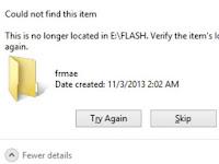 Cara Menghapus Folder Yang Sulit Di Hapus Dengan Mudah
