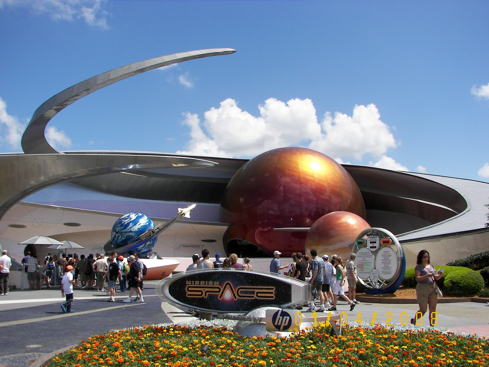 mission to mars ride epcot - photo #10