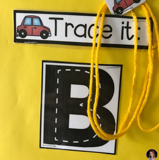 Letter of the Day is a great way to introduce and review both uppercase and lowercase letters with your preschool and kindergarten students with fun letter activities.