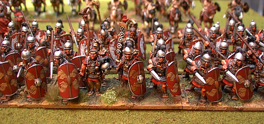 To Arms! To Arms! The Romans are Invading Gauteng!
