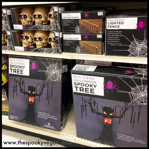 The Spooky Vegan Halloween 2017 At Big Lots