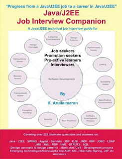 Great book for Java and J2EE interviews