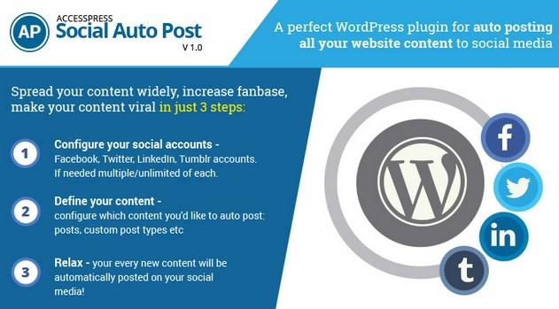 أفضل إضافات الووردبرس لمشاركة مقالاتك تلقائيا على وسائل التواصل الاجتماعي