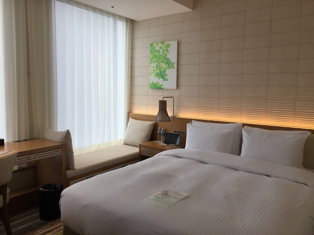 JR Nagoya Hotel Room Photo