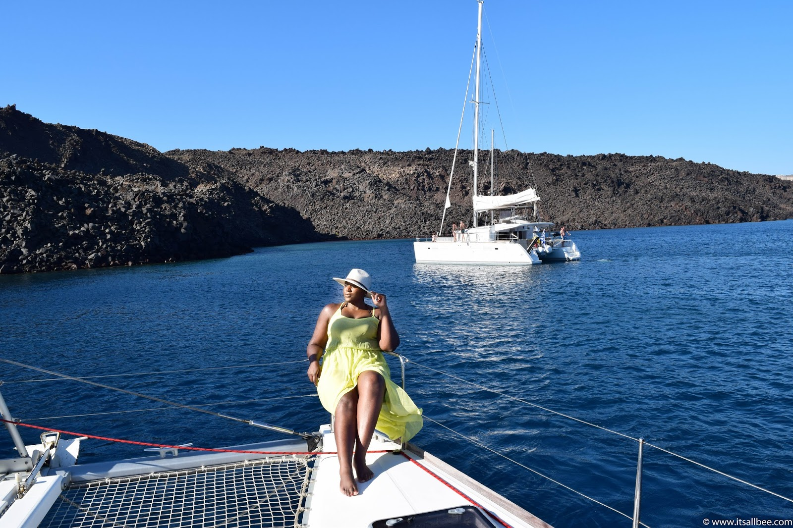 Sailing Greek Islands | Sailing Around Santorini
