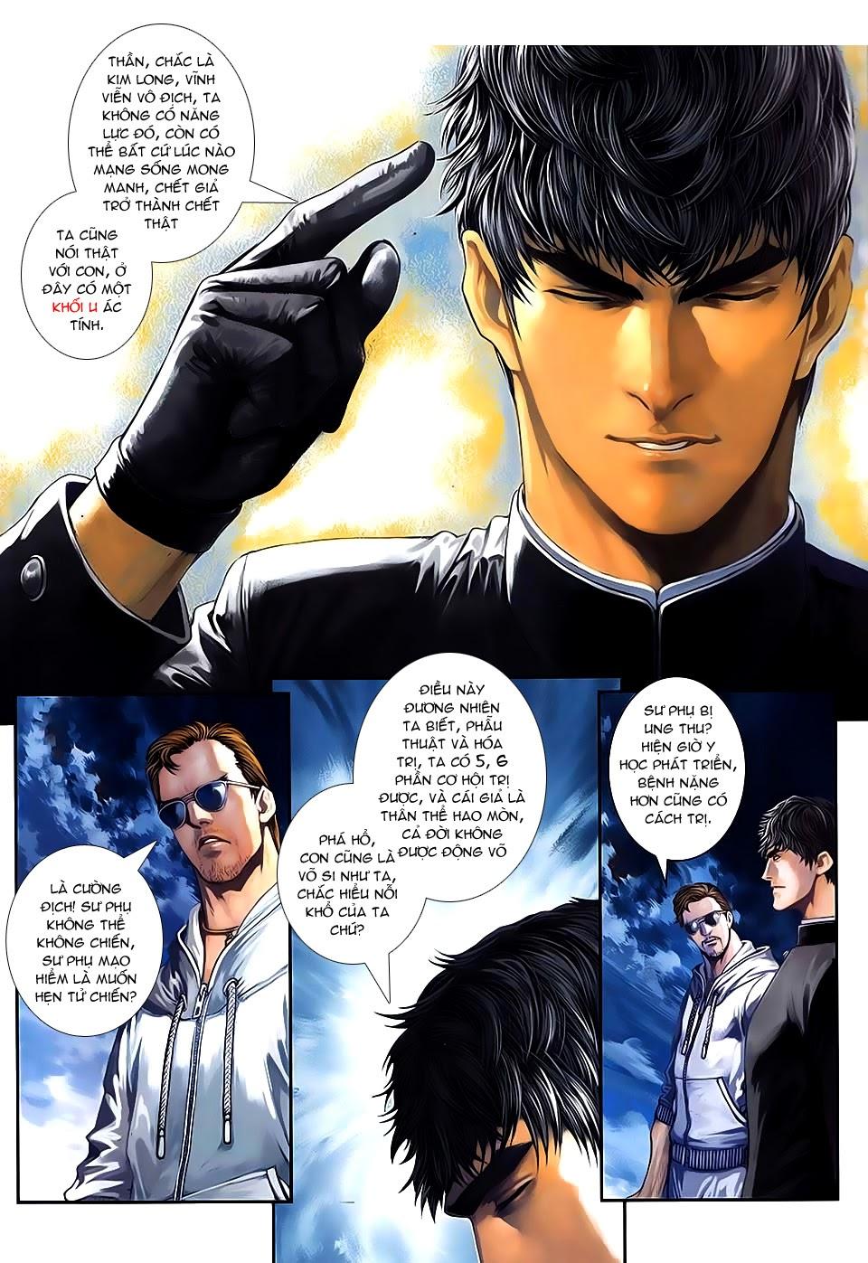 Quyền Đạo chapter 9 trang 4