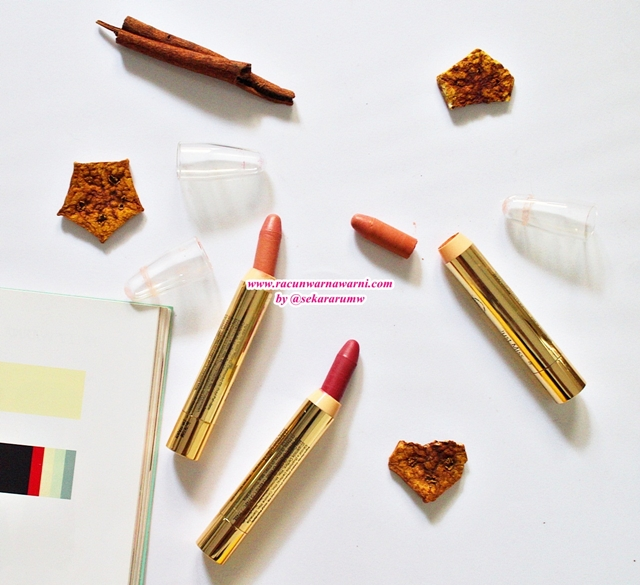 Kekuatan Kemasan Just Lip Pencil Gold