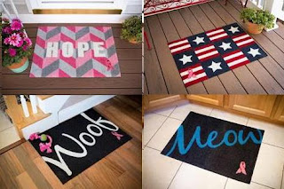 Enter the Welcome Mat for Breast Cancer Research Giveaway. Ends 10/31