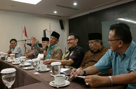 "Diusung Koalisi ""Raksasa"", Marzuki Onmar: Bukti Emzalmi-Desri Ayunda untuk Semua"