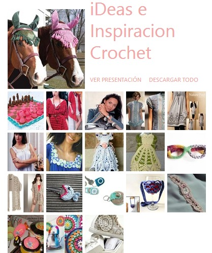 Galeria Inspiración en Crochet sin Patrones