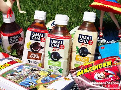 Umaicha, el té japonés con el que acompañar tus mangas.