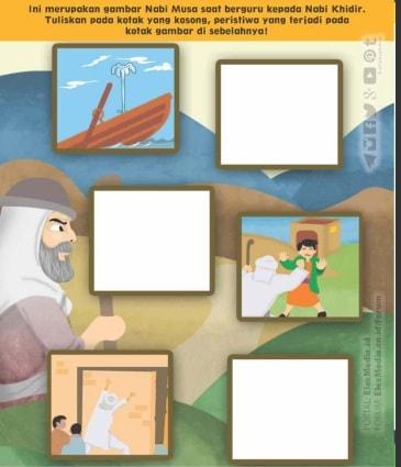 30 Kisah Bersama Para Nabi