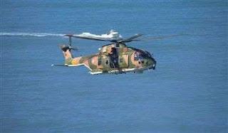 Fotografia de Helicóptero da Força Aérea
