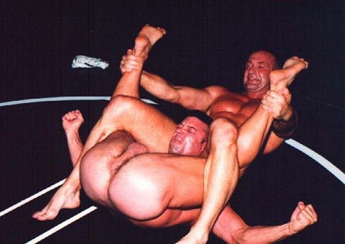 Wrestling-Gay-Chile Culos De Luchadores L-4569