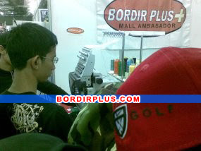 bordir plus gerai mall Ambassador